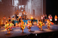 Gala La Cl� d'Echanges 2015 - Spectacle de Danse Africaine Zumba - photo n� IMG_3740