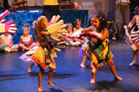 Gala La Cl� d'Echanges 2015 - Spectacle de Danse Africaine Zumba - photo n� IMG_3741
