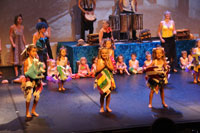 Gala La Cl� d'Echanges 2015 - Spectacle de Danse Africaine Zumba - photo n� IMG_3754