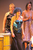 Gala La Cl� d'Echanges 2015 - Spectacle de Danse Africaine Zumba - photo n� IMG_3770