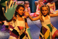 Gala La Cl� d'Echanges 2015 - Spectacle de Danse Africaine Zumba - photo n� IMG_3780