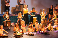 Gala La Cl� d'Echanges 2015 - Spectacle de Danse Africaine Zumba - photo n� IMG_3792