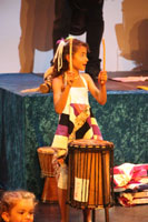 Gala La Cl� d'Echanges 2015 - Spectacle de Danse Africaine Zumba - photo n� IMG_3796