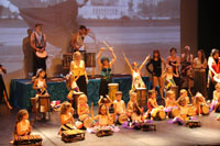 Gala La Cl� d'Echanges 2015 - Spectacle de Danse Africaine Zumba - photo n� IMG_3812