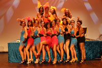 Gala La Cl� d'Echanges 2015 - Spectacle de Danse Africaine Zumba - photo n� IMG_4932