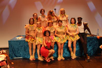 Gala La Cl� d'Echanges 2015 - Spectacle de Danse Africaine Zumba - photo n� IMG_4937