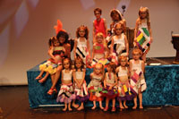 Gala La Cl� d'Echanges 2015 - Spectacle de Danse Africaine Zumba - photo n� IMG_4945