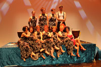 Gala La Cl� d'Echanges 2015 - Spectacle de Danse Africaine Zumba - photo n� IMG_4958