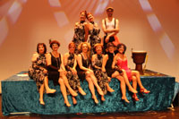 Gala La Cl� d'Echanges 2015 - Spectacle de Danse Africaine Zumba - photo n� IMG_4964